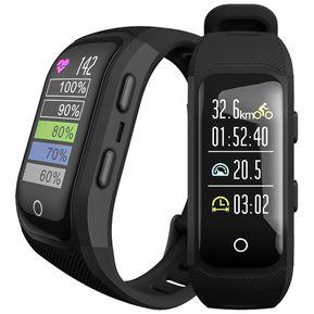 f2eb3c0b473d Reloj deportivo GPS Smart Watch SW11 Plus Negro Lhotse Lhotse