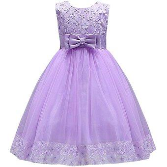 2 10t Vestido Fiesta Para Niñas Tamaño Vestidos Fiesta Bodas