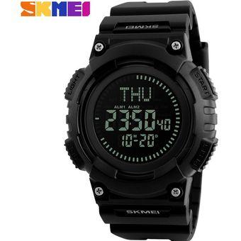 Compra Reloj Casual Para Hombres Al Aire Libre-Negro online  257dd9670ec2