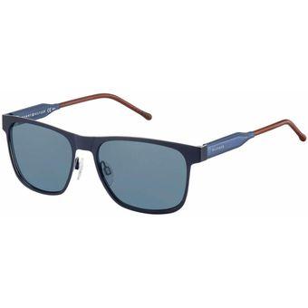 zapatos deportivos 2ce99 fe77d Gafas De Sol Tommy Hilfiger TH1394S233282R19168F56 Hombre Azul