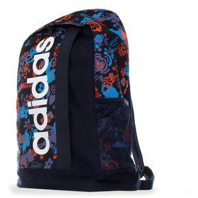9df13540f Mochila Adidas Linear Core Graphic - DT5652 - Azul Marino - Mujer