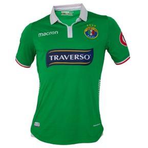 Camiseta Audax Italiano Local 2018 Niño Verde Macron a744206bef407