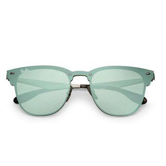 ccfac22e30 Compra Lentes de Sol anteojos Ray Ban Blaze 3576 153/7V Hombre-Verde ...