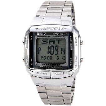 96a445c34b91 Compra Casio - Reloj Analogico Para Hombre DB360- Plateado online ...