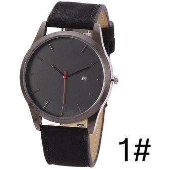 a458e6944bae Compra Reloj de pulsera casual para los hombres-Negro online
