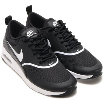 best loved ef6be e9277 Agotado Zapatos Running Mujer Nike Air Max Thea-Negro