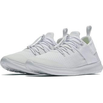 97ee883a3b Compra Zapatilla Nike Free Rn Para Dama - Blanco Humo online