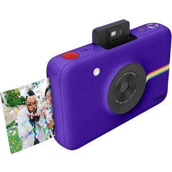 Compra Polaroid Snap Instant Digital Camera (Purple) online   Linio Perú eaaf0d47f3