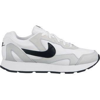 zapatos hombre nike blancos
