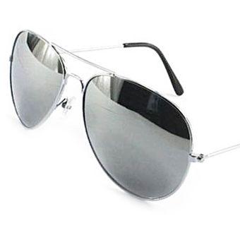 c234d12ab5 Agotado Lentes Espejo Mirror Reflejo De Sol IRIS Gafas Aviador Piloto Para  Hombre Mujer Vacaciones Accesorios Deportes