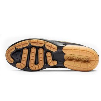 3ba2bf046e1 Agotado Tenis Nike Air Max Sequent 4 Negro Dorado Originales Unisex Ao4485  005