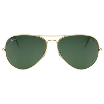 c7761c69b8 Compra Anteojos Lentes de Sol Ray Ban Aviator Mujer-Verde + regalo ...