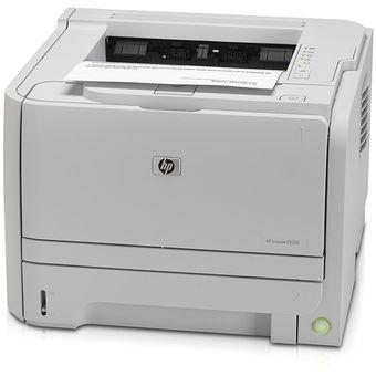 Compra impresora hp laserjet p2035 blanco y negro para oficina online linio per - Impresoras para oficina ...