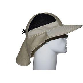 d433b1f4706c6 Sombrero Gorro Kast Store Protección Sol Outdoors - Beige