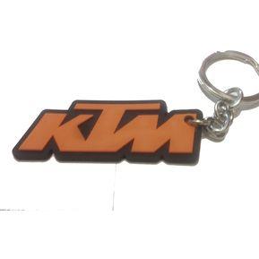 1e4708596 KTM - Llavero KTM Logo Original Moto Oficial - Naranja