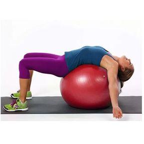 Pelota De Pilates Y Yoga Terapéutica Con Inflador 016ba5aacc9f