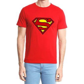 Compra Polo manga corta - D Nuñez - Superman - Rojo online  03caca750768