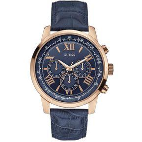 a4fd677faba1 Reloj Guess U0380G5 Para Caballero-Azul