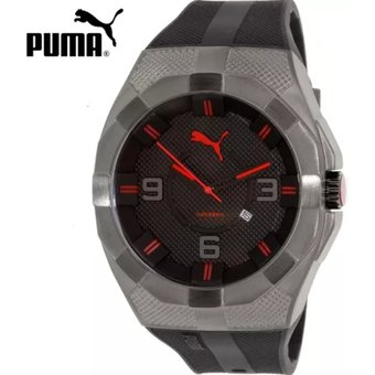reloj hombre puma cuero