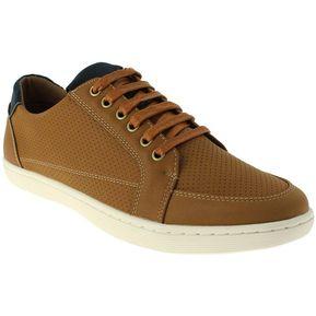 SODIAL (R) NUEVOS zapatos de gamuza de cuero de estilo europeo oxfords de los hombres casuales 999 Negro(tamano 47) wl4z7GlKR