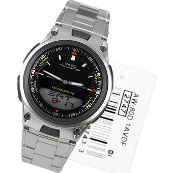 2ecdd53f043d Compra Reloj Casio Aw-80d-1avdf Digital Hombre online
