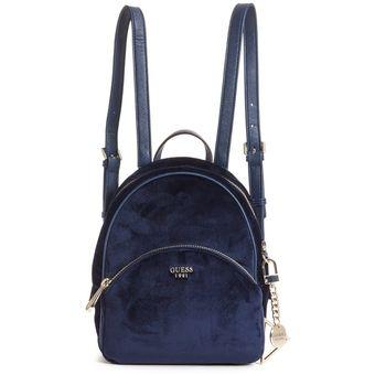 04c14003 Compra Mochilas Guess Mujer - Bradyn Mini Backpack - Azul online ...
