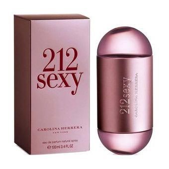 a65f815172 Compra 212 Sexy de Carolina Herrera Eau de Parfum 100ml Mujer online ...