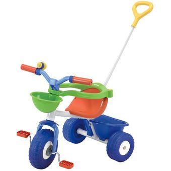Triciclo Rondi para chico-Azul dia del niño