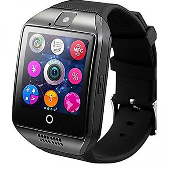 42873e3b30f8 Agotado Reloj Inteligente Smartwatch Q18 SIM Micro SD Camara Llamadas  Celular