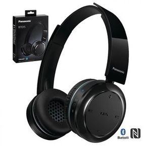 5139b2f26f9 Panasonic Audifonos Bluetooth NFS 40Hrs de Bateria RP-BTD5