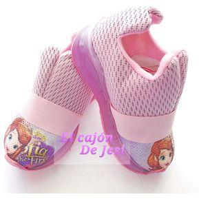 e09e6461 Zapatos Para Niña Con Luz Zapatos Para Niña Princesa Sofia