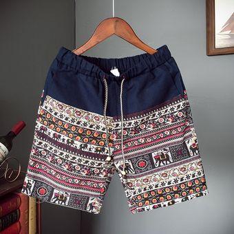 Modelos De Pantalones Cortos Informales Para Hombres Y Mujeres Pantalones Cortos De Playa Con Costura De