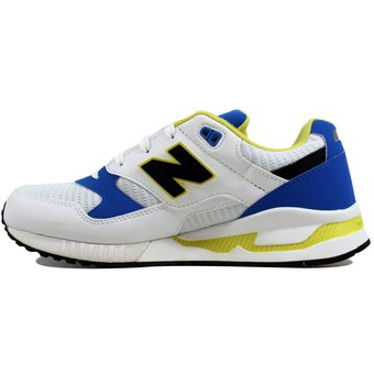 c7f1b424953 Compra Tenis de hombre New Balance 530 90s Running M530WBY Blanco ...