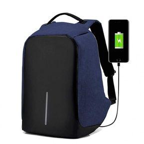 77a3e73eb Mochila Antirrobo Y Puerto USB Viaje Casual Para Laptop