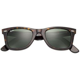 Compra Gafas Ray Ban Wayfarer Classic Carey Lente Verde G-15 online ... 2f0675fe98