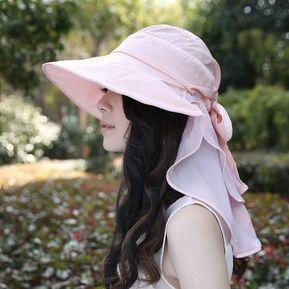 c8e20fd5be07b Sombrero De Playa Uv De Verano Sombrero De Sol Sombreros Mujer Paja