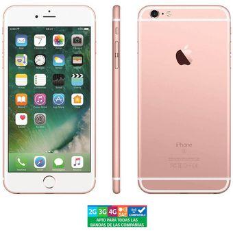 7313bfcfa7d Compra Apple iPhone 6s Plus 32GB Rosa - Garantía 13 meses online ...