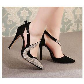 botas invierno alto cómodo zapatos de tacón mujer cuña 9 cm beige 738