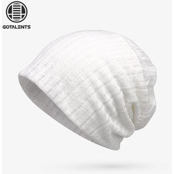 Compra Sombreros Para Unisex- Sombrero Fino De La Moda De La-Blanco ... 32126712152