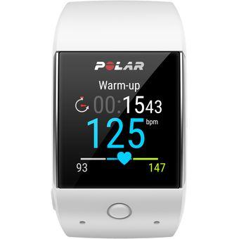 58c4e2fe18a6 Compra Reloj Smartwatch Polar M600 Blanco online