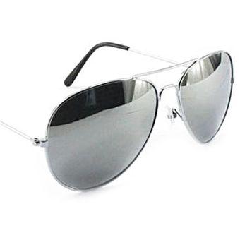 8d843cd434 Agotado Lentes Espejo Mirror Reflejo De Sol Gafas Aviador Piloto Plateado