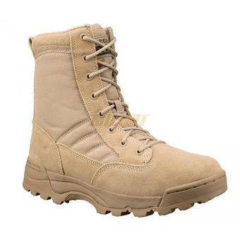 Compra Bota Militar Original Swat Clasic 9 SZ Color Desierto online ... 2987d8d69f5