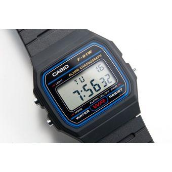 f38c3c0999b2 Compra Reloj Casio Clasico F91 Digital Unisex Plastico   Negro ...