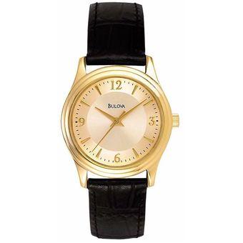 0bc6094eed72 Compra Reloj Bulova Corporate 97V25 Para Dama-Dorado TIME SQUARE ...