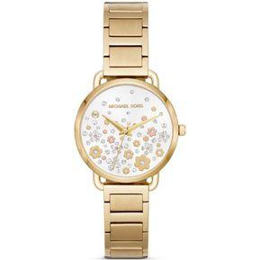 6431b853339b Reloj Análogo Michael Kors Mod  MK3840 color Oro para Dama
