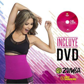 Compra Dvd Zumba Faja Cinturilla Zumba Fucsia Online Linio Colombia