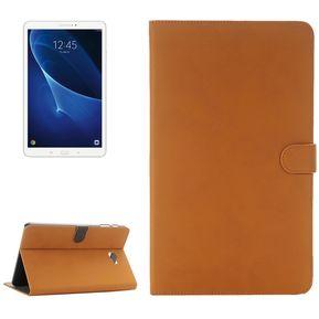 ffb4550cc3e Para Samsung Galaxy Tab 10,1 / T580 Archaize Una Textura Horizontal  Magnética Funda De