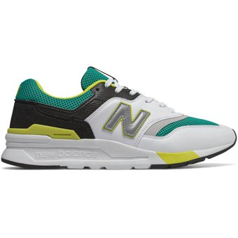 new balance 997h hombre verde