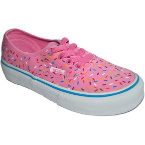 Zapatilla Vans Authentic - Rosado 76fc0226538