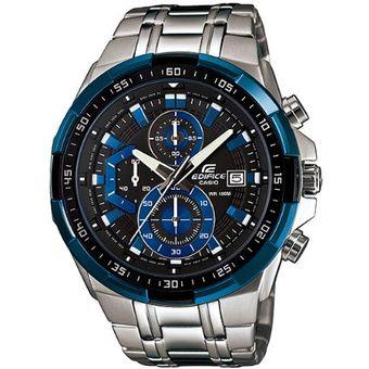 d6394fa235b8 Reloj Casio Edifice Cronógrafo EFR-539D-1A2V Analógico Hombre - Negro Y Azul